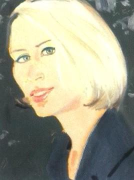 Alex Katz-Jessica-1996