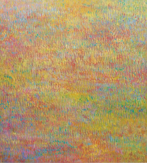 Jean-Baptiste Bernadet-Untitled (Fugue XXXVII)-2014