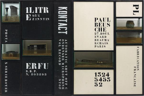 Chen Zhen-L'Autel-Le Depot/Le Repos-1992
