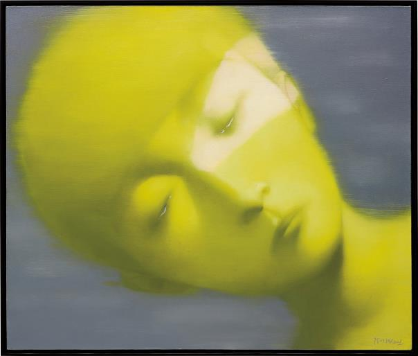 Zhang Xiaogang-Amnesia and Memory: Sleep-2006