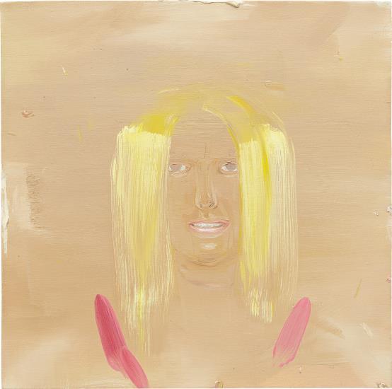 Dana Schutz-Tan-2001