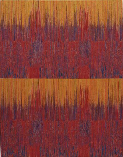 Mika Tajima-Negative Entropy (Langhorne Carpet Mill, Double)-2014