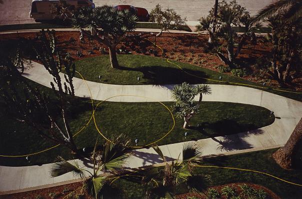 Gabriel Orozco-Long Yellow Hose-1996