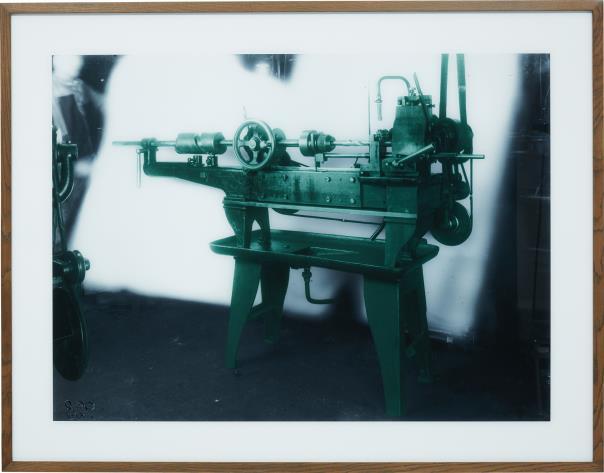 Thomas Ruff-Maschinen 0923-2004