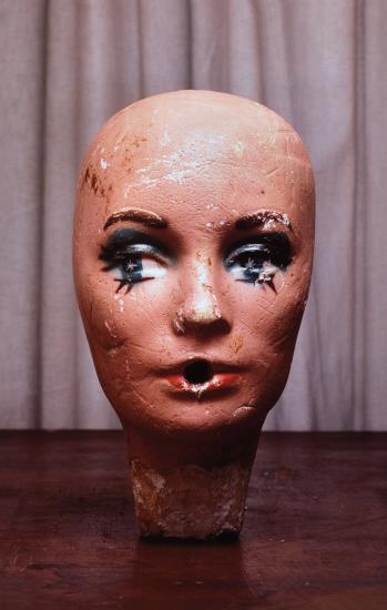 Paul McCarthy-Mannequin Head-1995
