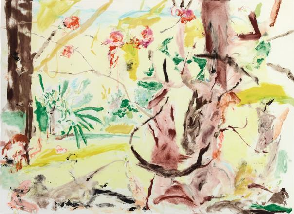 Cecily Brown-Untitled-2004