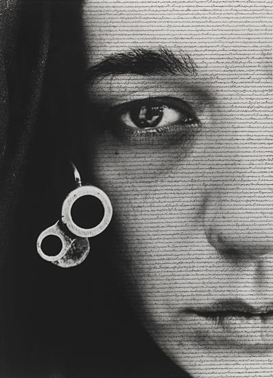 Shirin Neshat-Speechless-1996
