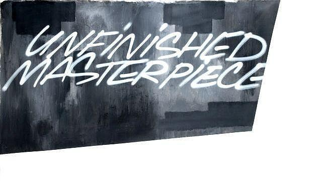 Skki-Unfinished Masterpiece (Chef D'Oeuvre Inacheve)-2012