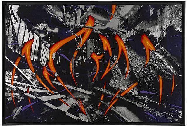Katre-K-Ivry Burning-2015