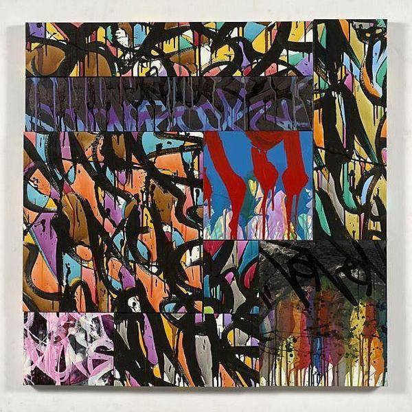 JonOne-Bound By What I See-2013