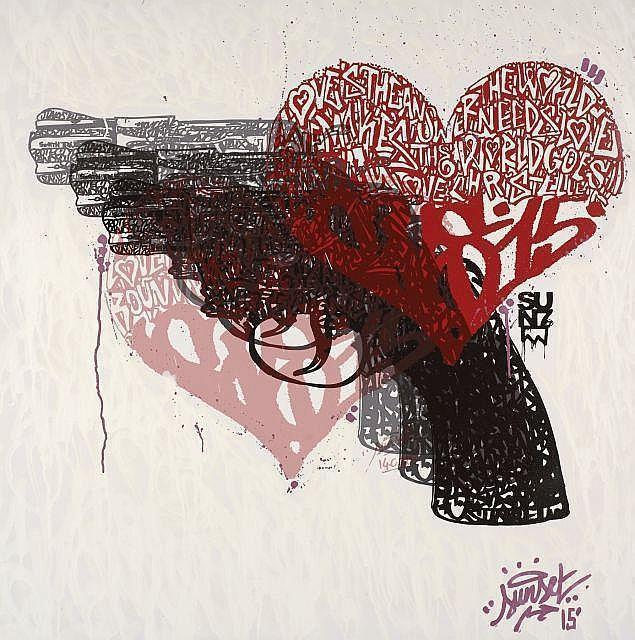 SUN 7-A Girl And A Gun-2015