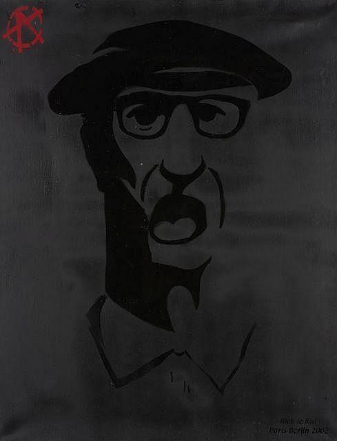 Blek le Rat-Old Irish Man-2002