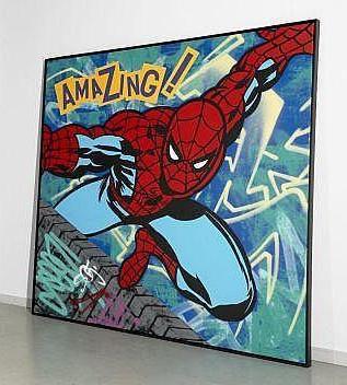 SEEN-Amazing Spiderman-2010