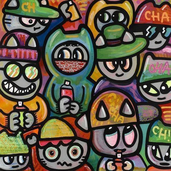 Chanoir-Le Hiphop De Cha Ou Cha Fandefatcap-2015