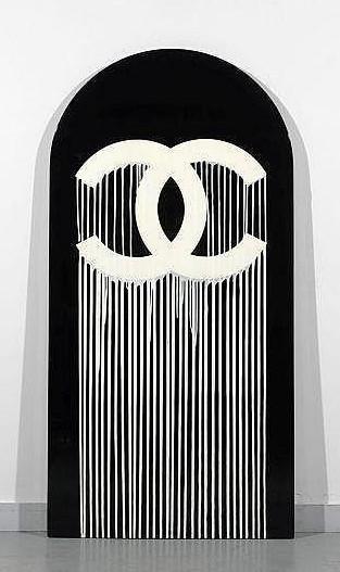 Zevs-Liquidated Chanel-Black-2010