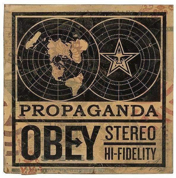 Shepard Fairey-Propaganda-2012