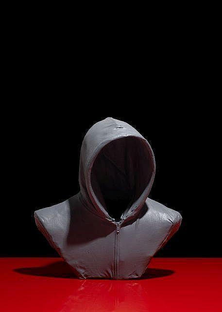Mark Jenkins-Hoodie Bust (2)-2013
