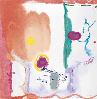 Helen Frankenthaler-Beginnings-2002