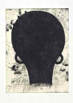 Martin Puryear-Untitled, From The Moca Portfolio-1999