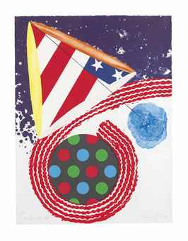James Rosenquist-A Free For All-1976