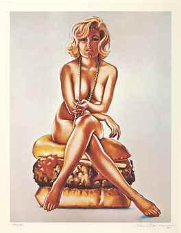 Mel Ramos-Vernaburger-1965