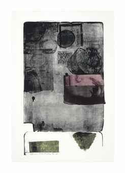 Robert Rauschenberg-Gamble-1968