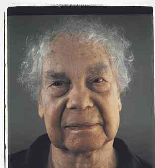 Chuck Close-Merce Cunningham, From Merce Cunningham 50Th Anniversary Photography Portfolio-2004