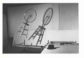 Richard Hamilton-Readymade Shadows, From Photography Portfolio II-2006