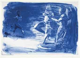 Eric Fischl-Untitled-1998