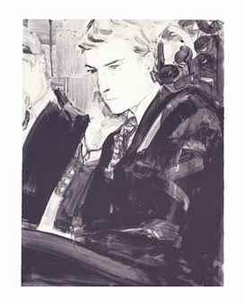 Elizabeth Peyton-Prince William-2000