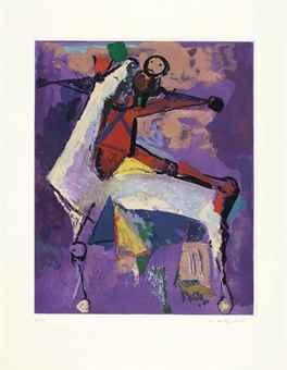 Marino Marini-Marino From Shakespeare I-1977