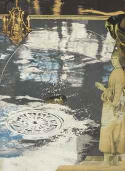 Joseph Cornell-Missing Girl-1962