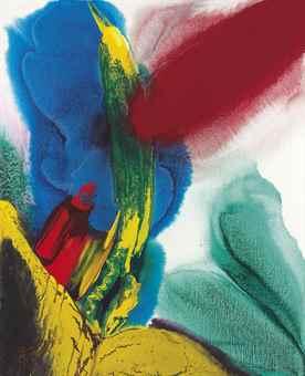 Paul Jenkins-Phenomena Prism Anvil-2004