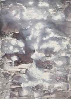 Mark Tobey-Untitled-1966
