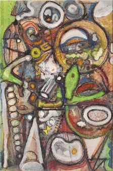 Richard Pousette-Dart-Untitled-1940
