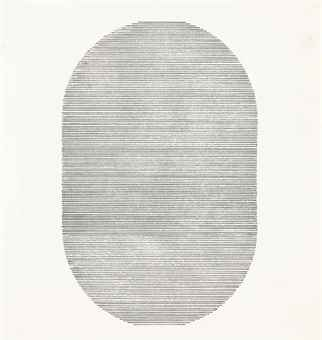 Agnes Martin-Untitled-1963