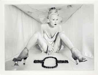 Matthew Barney-Cremaster 1: Goodyear-1995