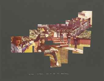 David Hockney-Tea Time, Los Angeles, April, 1983-1983