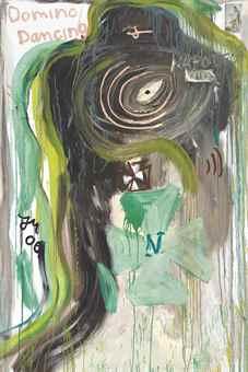 Jonathan Meese-Napoleon's Elefant-2006