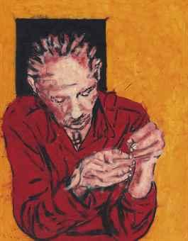 Tony Bevan-In Black-1987