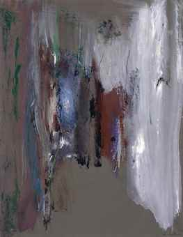 Helen Frankenthaler-New Year's Series III-1979