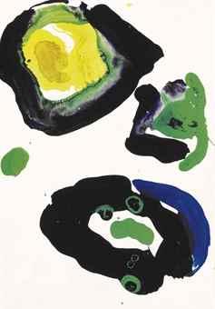 Sam Francis-Untitled-1964
