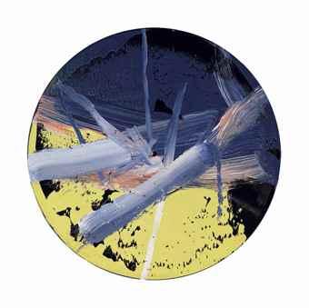 Gerhard Richter-Untitled (Bach: The Goldberg Variations, Glenn Gould, CBS, 1982)-1984