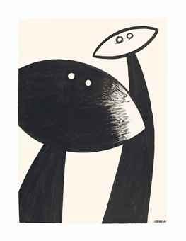 Alexander Calder-Untitled-1944