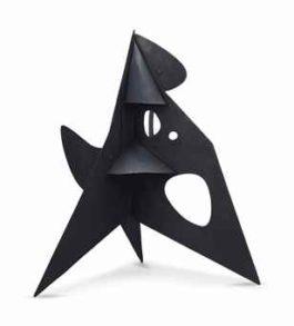Alexander Calder-Conical Gussets-1956
