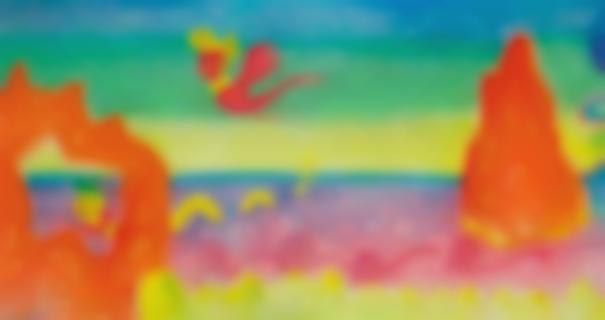 Kenny Scharf-Untitled-1982