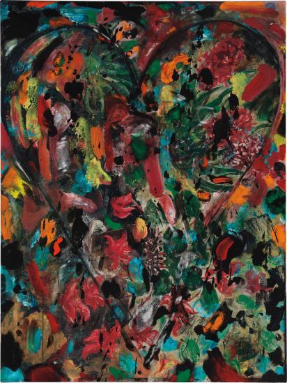 Jim Dine-Hawaian Dream-2013