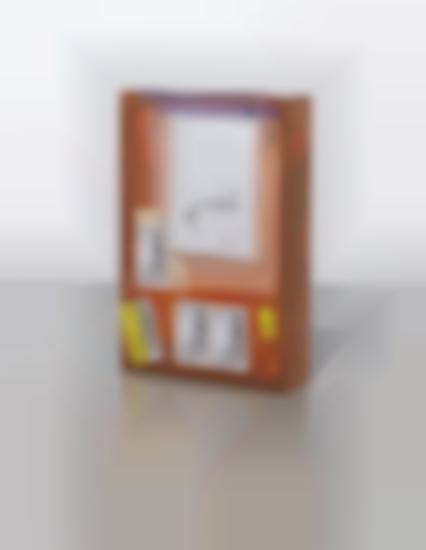 Walead Beshty-Large Copper (Fedex, Large Box 2005 Fedex 139751 Rev 10/05 Sscc), International Priority, Los Angeles- Brussels Trk# 7934489709 41, March 15 - 22, 2010-2010