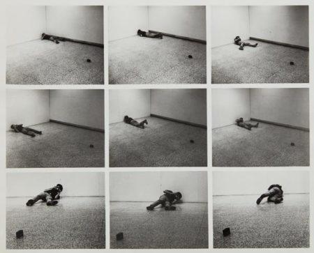 Dan Graham-Roll-1970