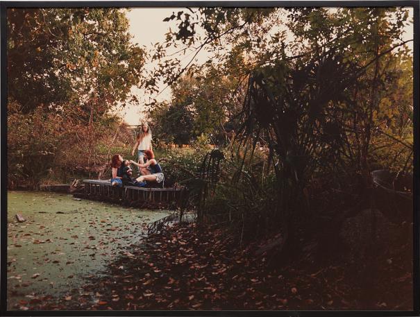 Justine Kurland-Swamp-1999